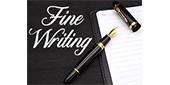 Fine writing