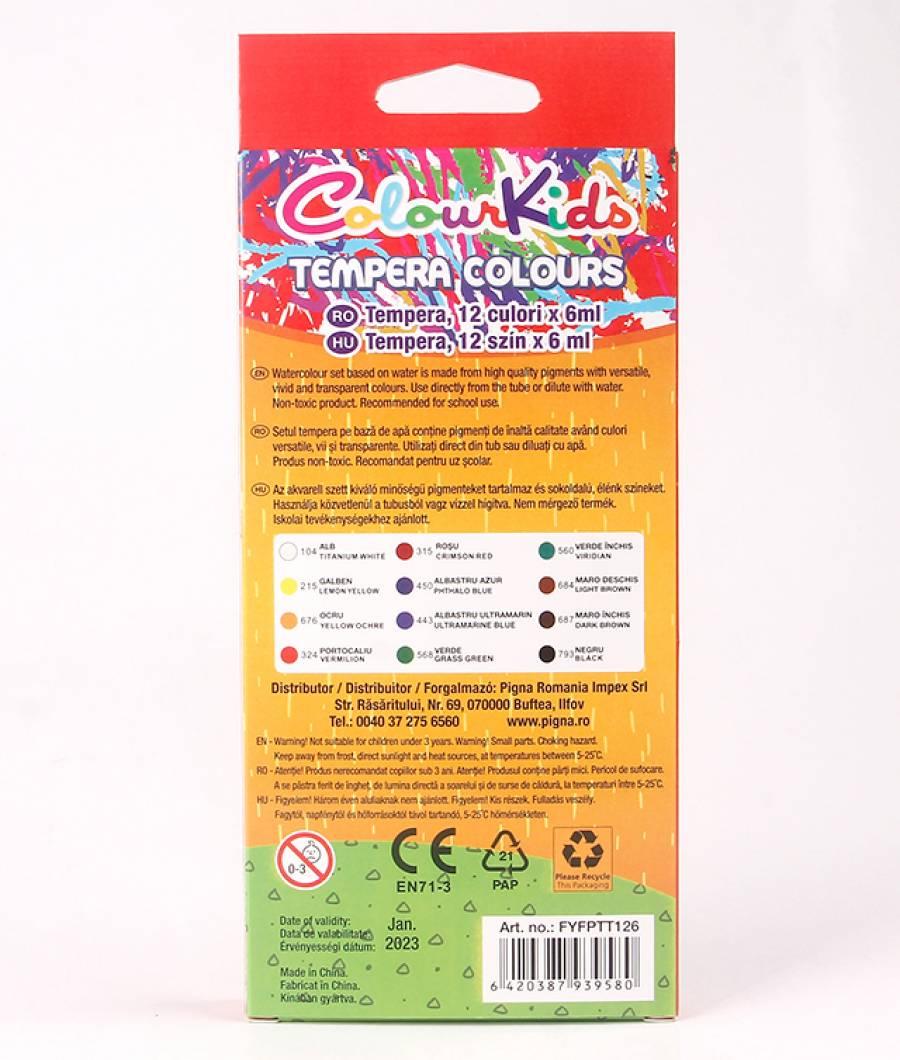 Set Tempera 12/set 06ml. ColourKids FYCKTT126-5.jpg
