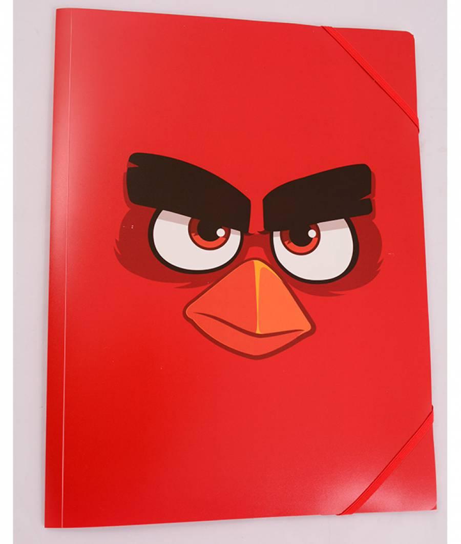 Mape plastic cu elastic Angry Birds