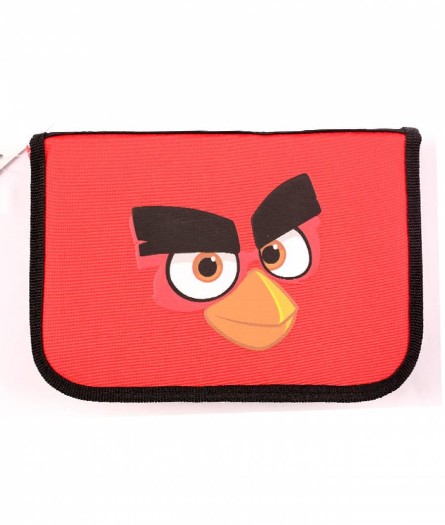 Penar Neechipat , 1 fermoar,2 extensii,rosu-negru Angry Birds