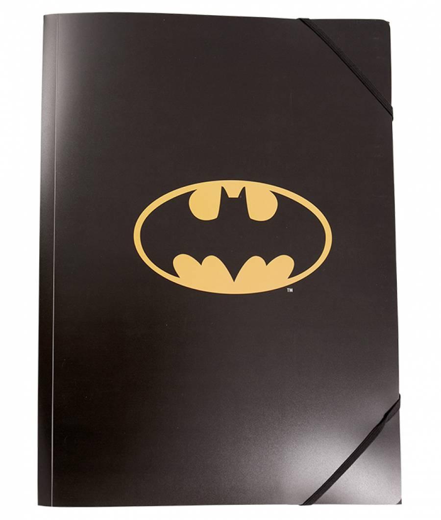 Mape plastic cu elastic Batman .