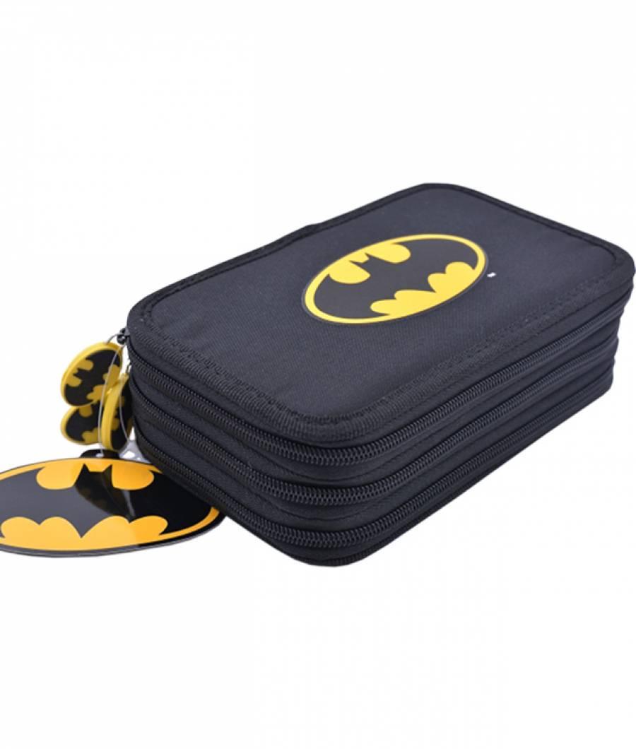 Penar Neechipat 3 ferm. Batman Negru Simplu Batman