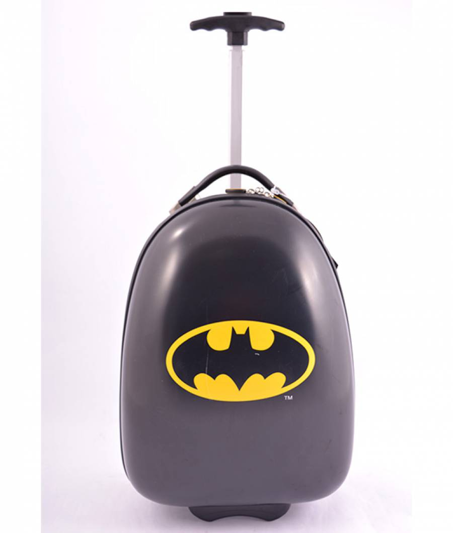 Troller ABS Negru Simplu Batman