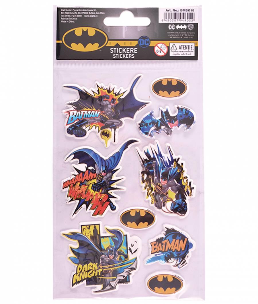 Stickere pop-up Batman .