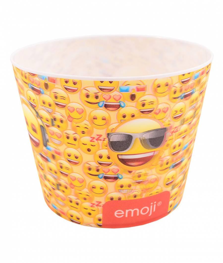 Bol Popcorn 3l, Emoji Clasic .