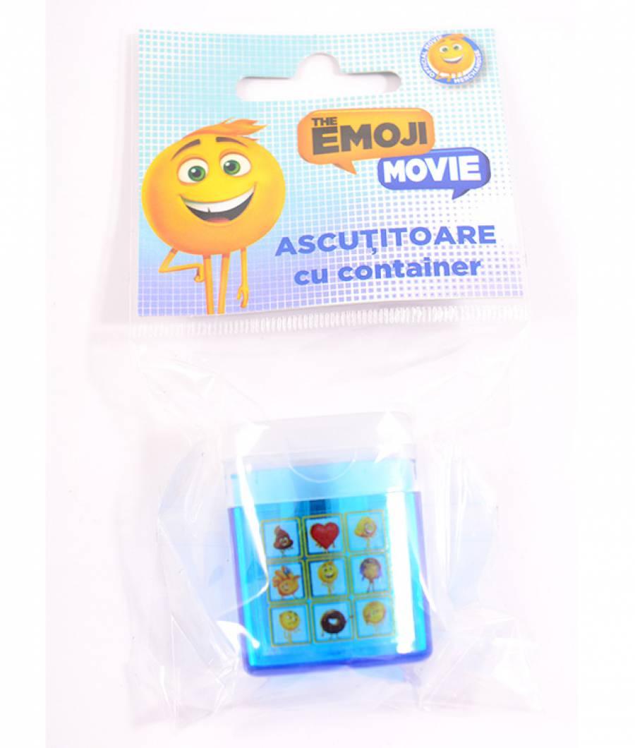 Ascutitoare cu container Emoji