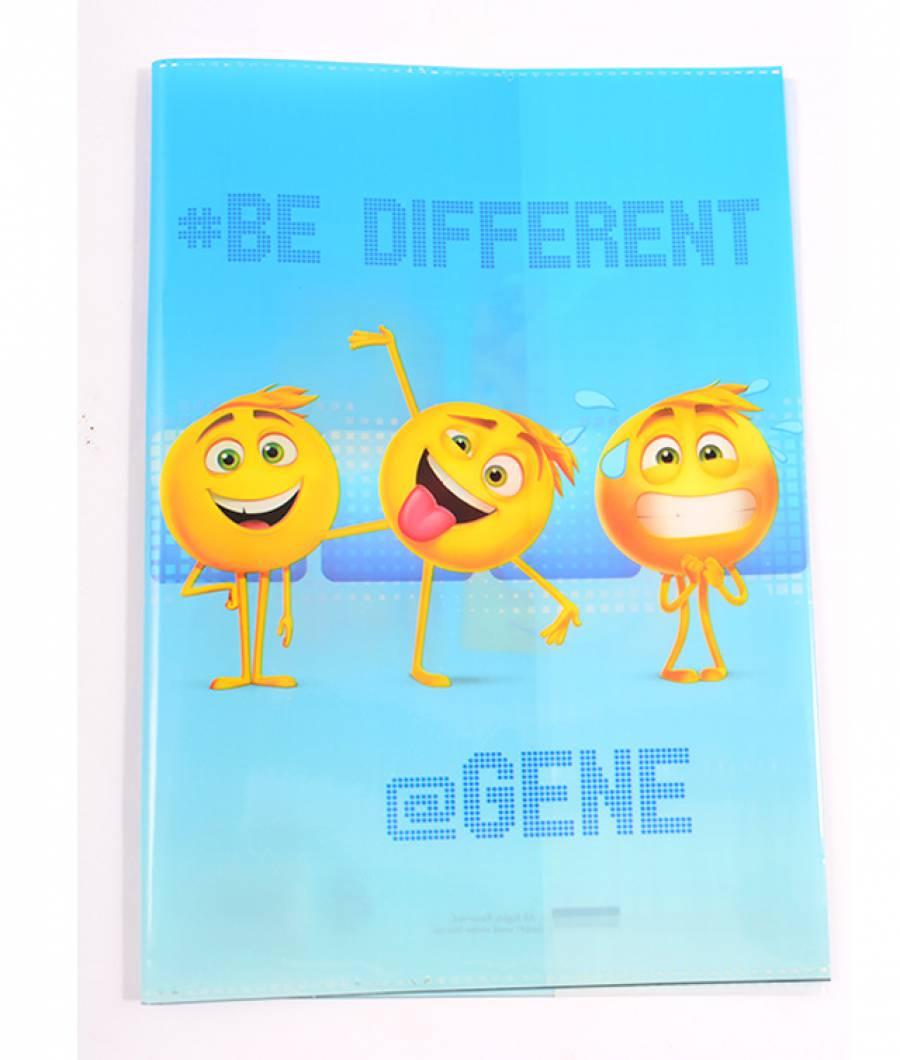 Coperti A5 color Emoji .