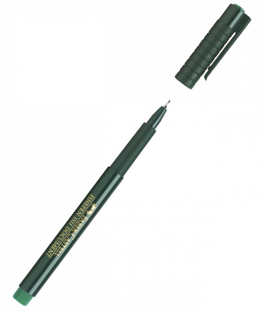 Liner 0.4 mm Finepen 1511 Faber-Castell