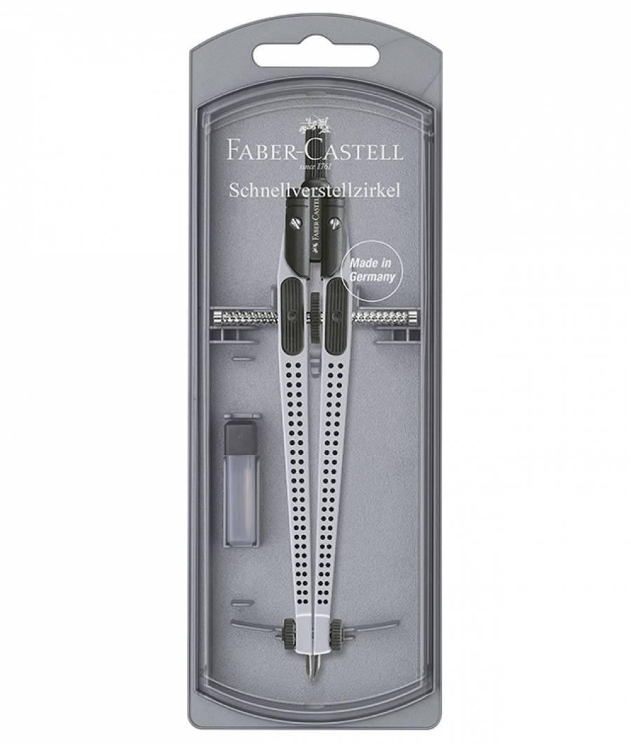 Compas Quick-Set Grip 2001 Faber-Castell