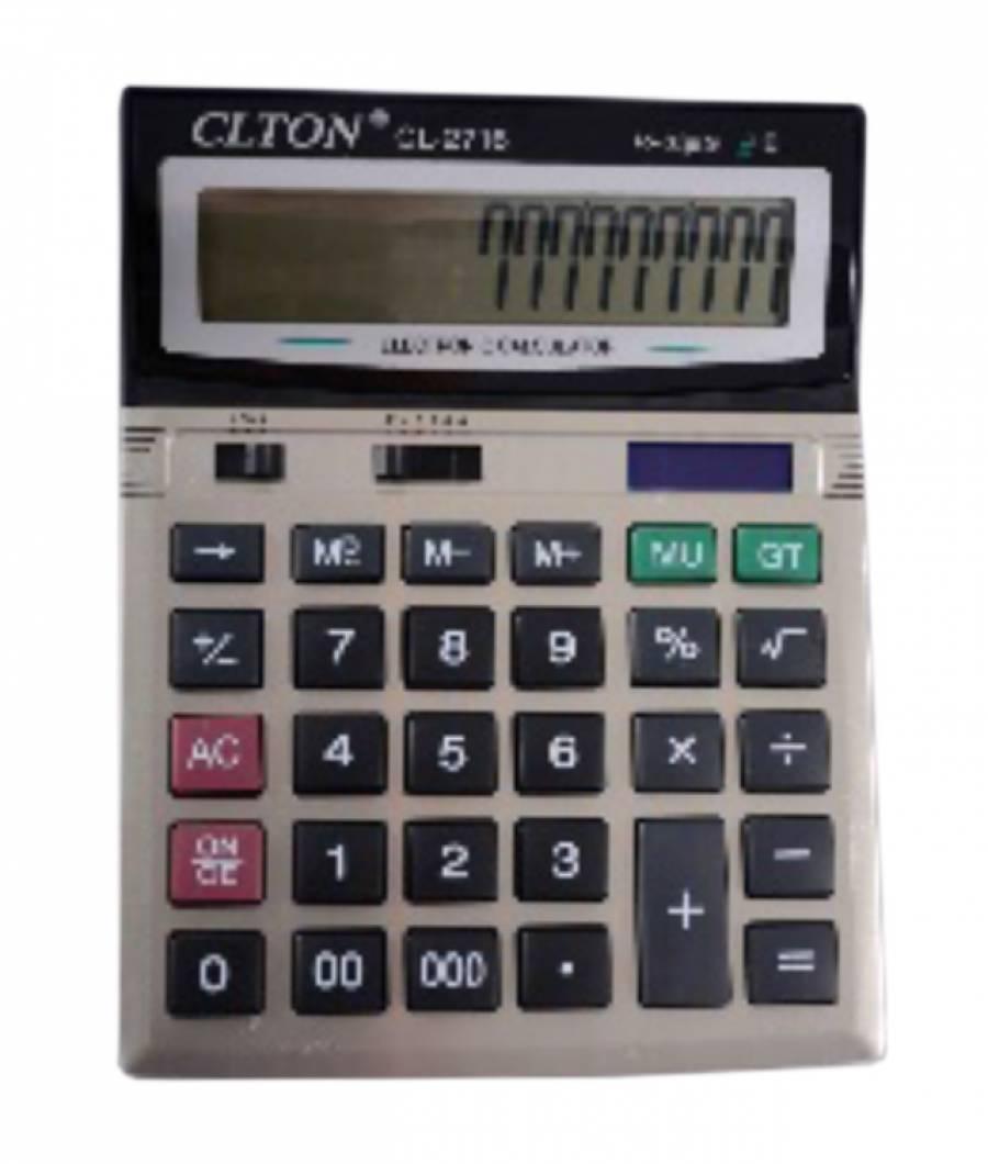 Calculator 16 DIGITI solar baterii