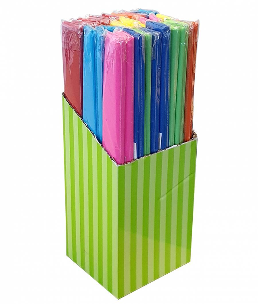 Hartie Creponata 60gr 50x200cm 10cul 30role x set Colour KIDS