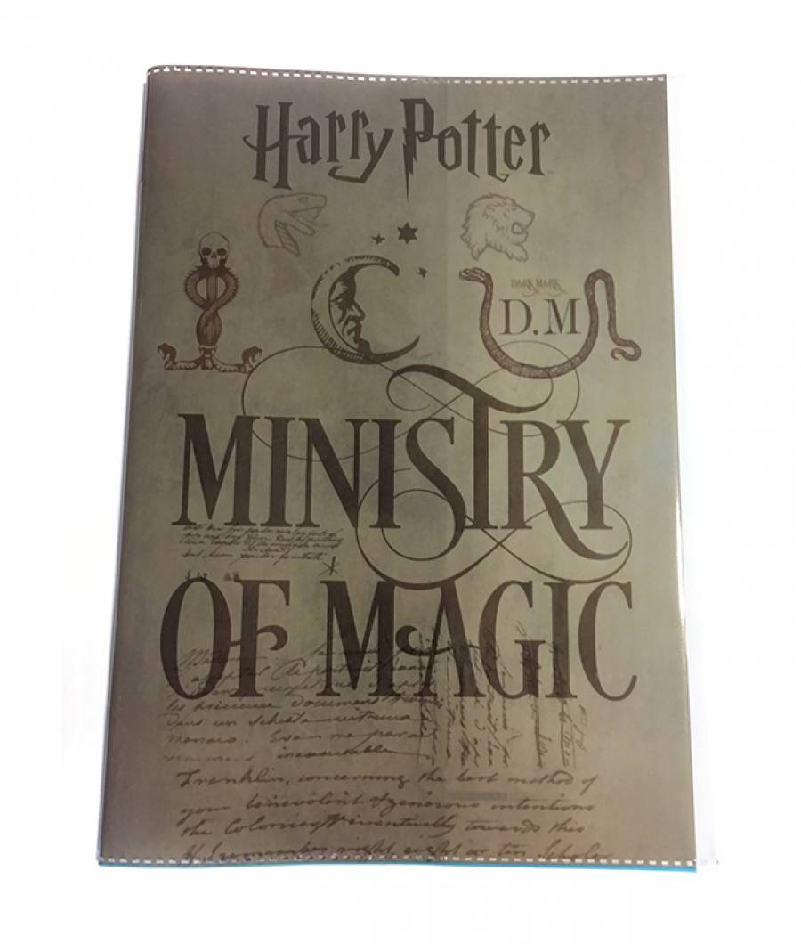 Coperti A5 color Harry Potter .