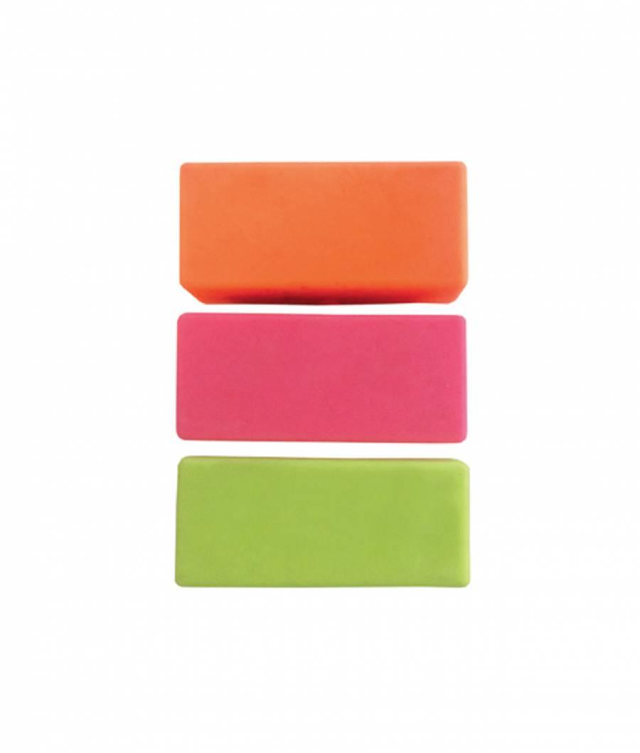 Set 3 Radiere, diferite culori LC1