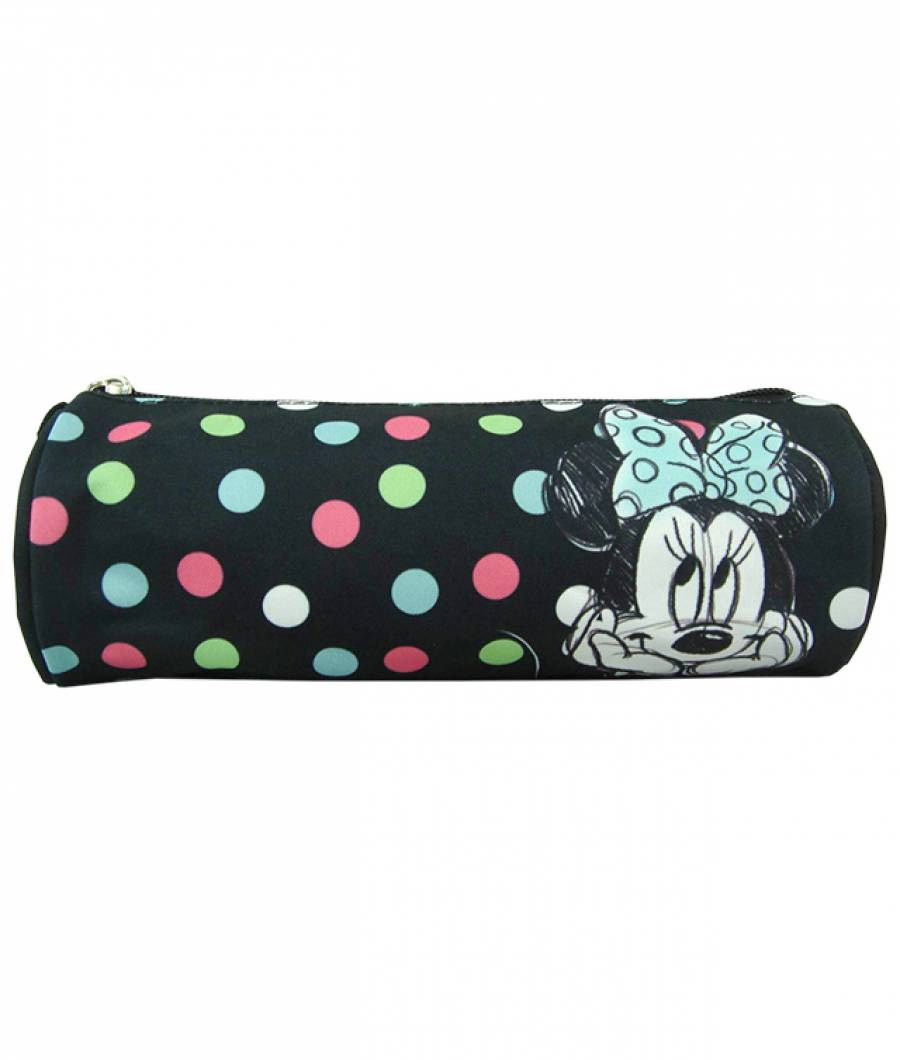 Penar Etui Tubular Minnie Mouse Rosu buline