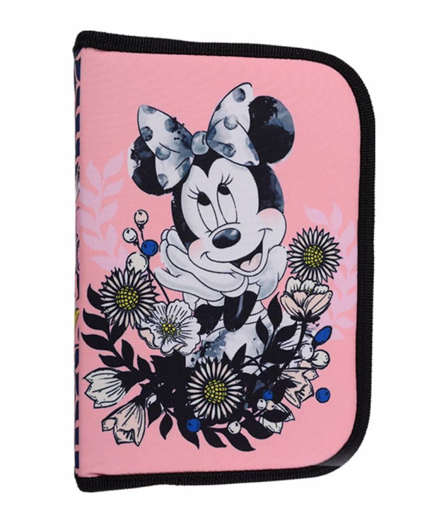 Penar 2 extensii roz-negru Minnie