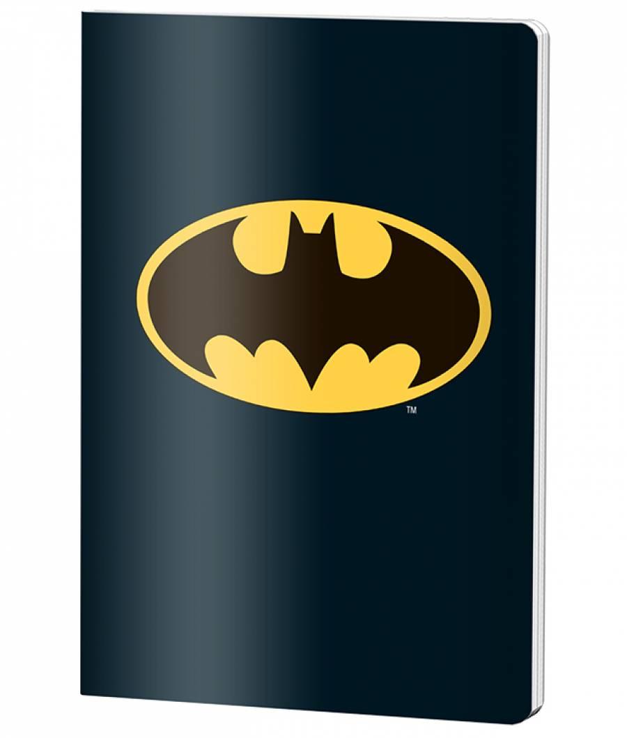 Caiet A4 60file, matematica, Batman .