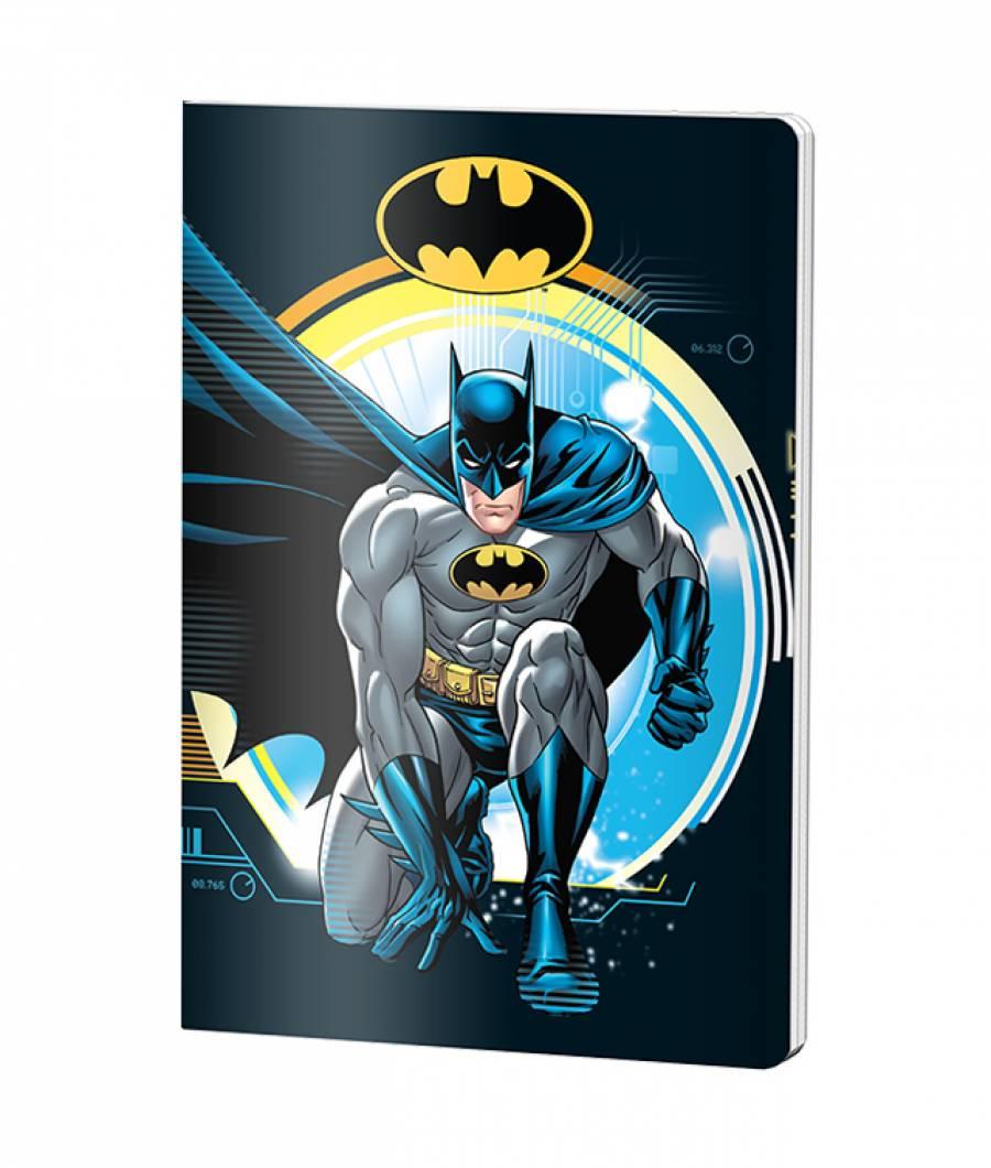 Caiet A5 48file, matematica, Batman .