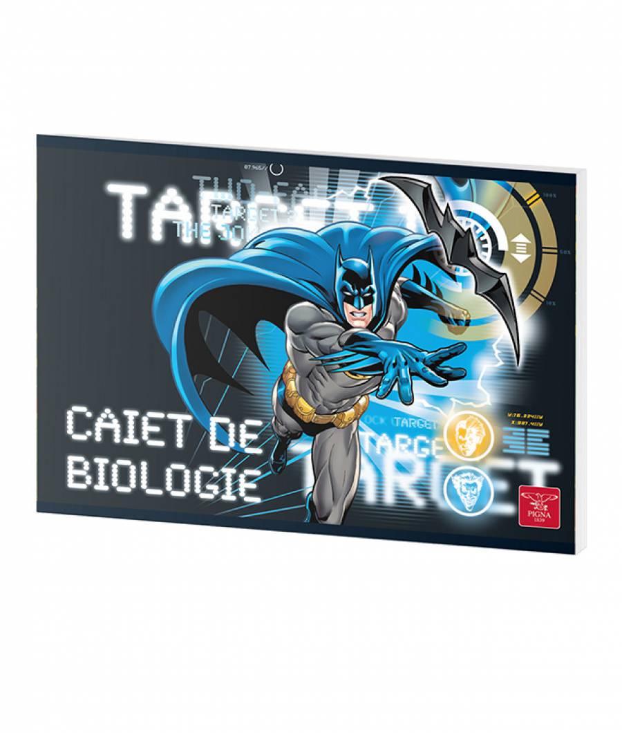 Caiet Biologie 24file Batman .