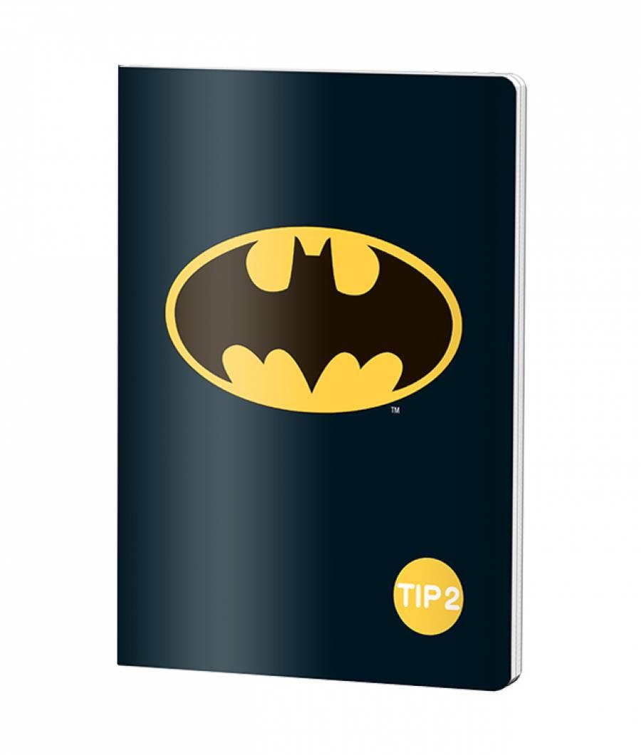 Caiet Tip 2 A5 24file Batman .