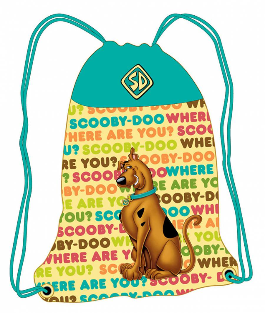 Sac Sport Scooby Doo