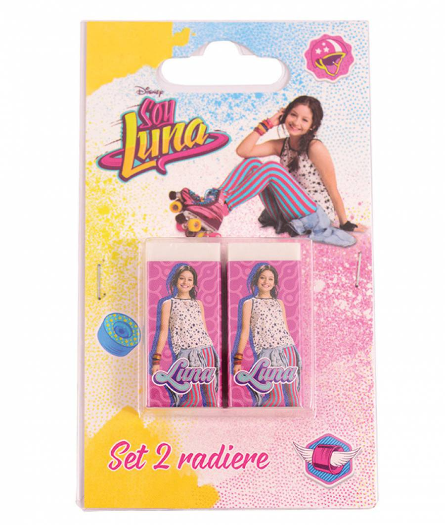 Blister 2 Radiere Soy Luna