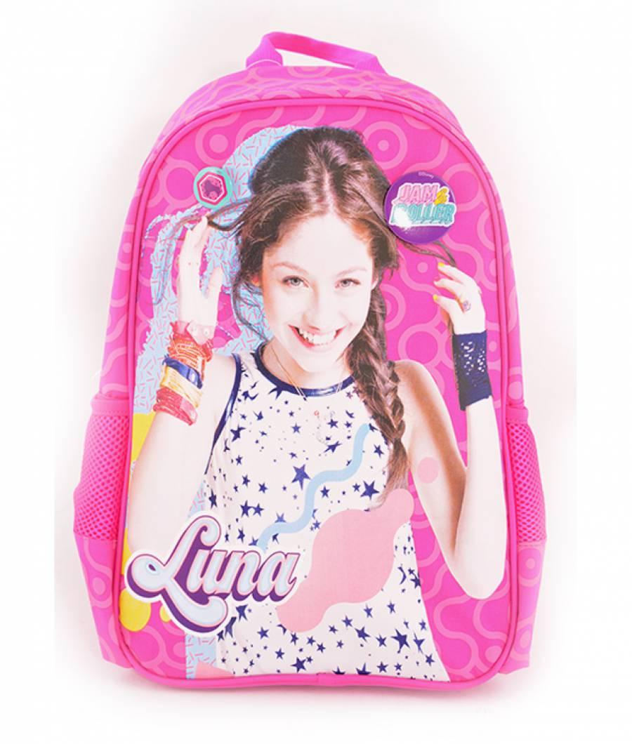Ghiozdan, clasa 0, Soy Luna Violet
