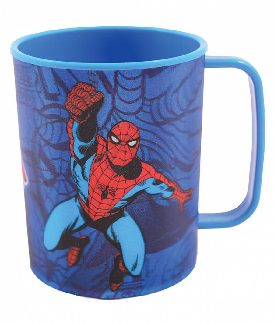 Cana 325ml Spiderman .