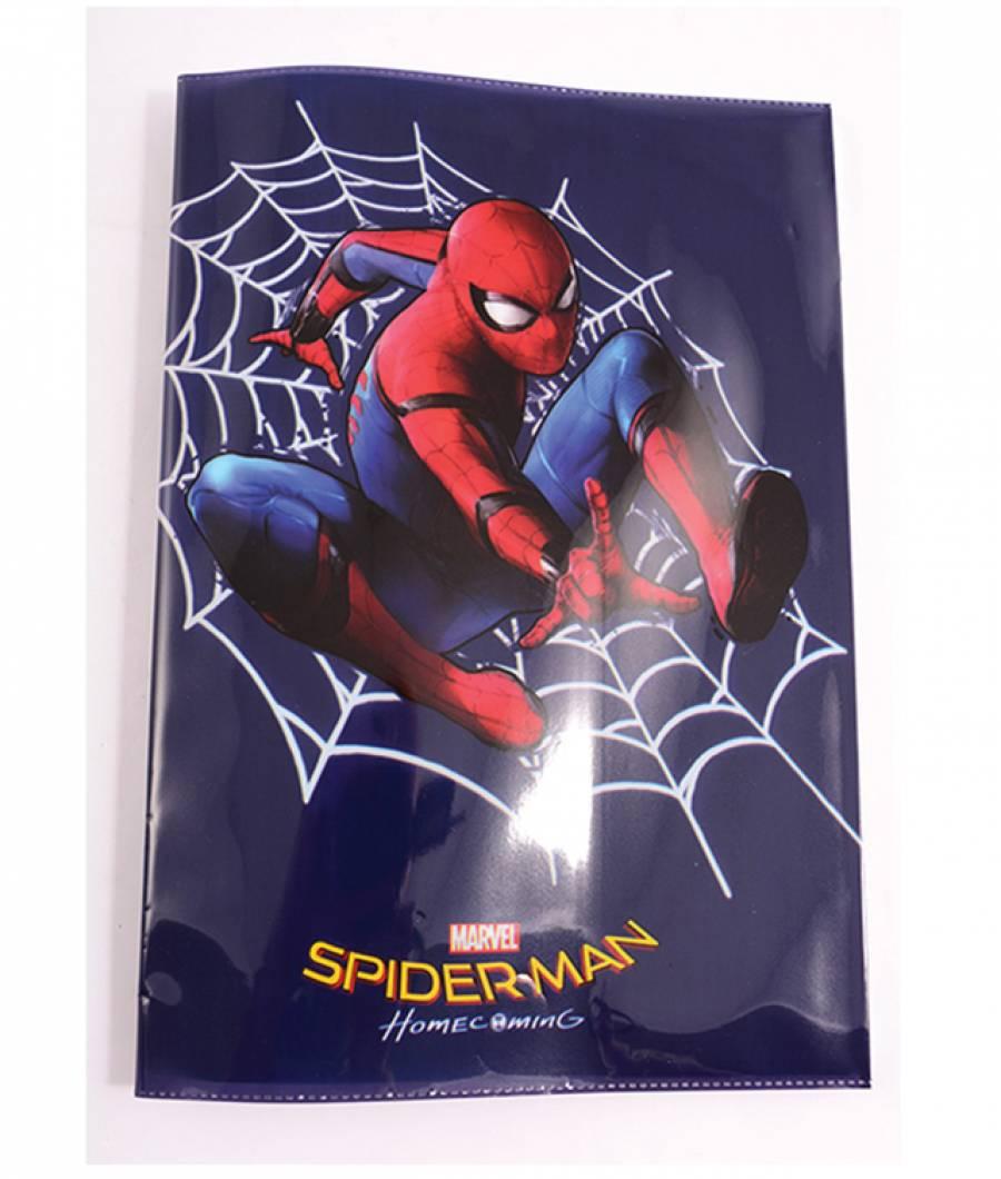 Coperti A4 color Spiderman HC .