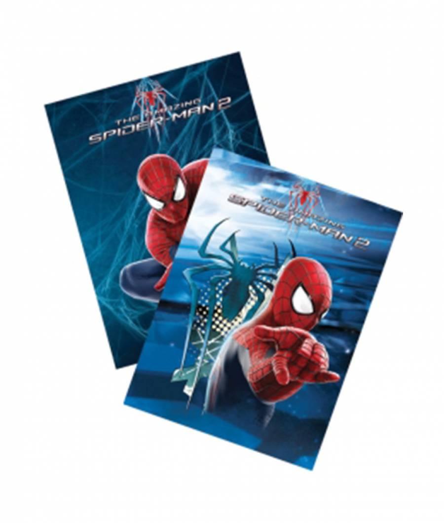 Coperti A4 color Spiderman .
