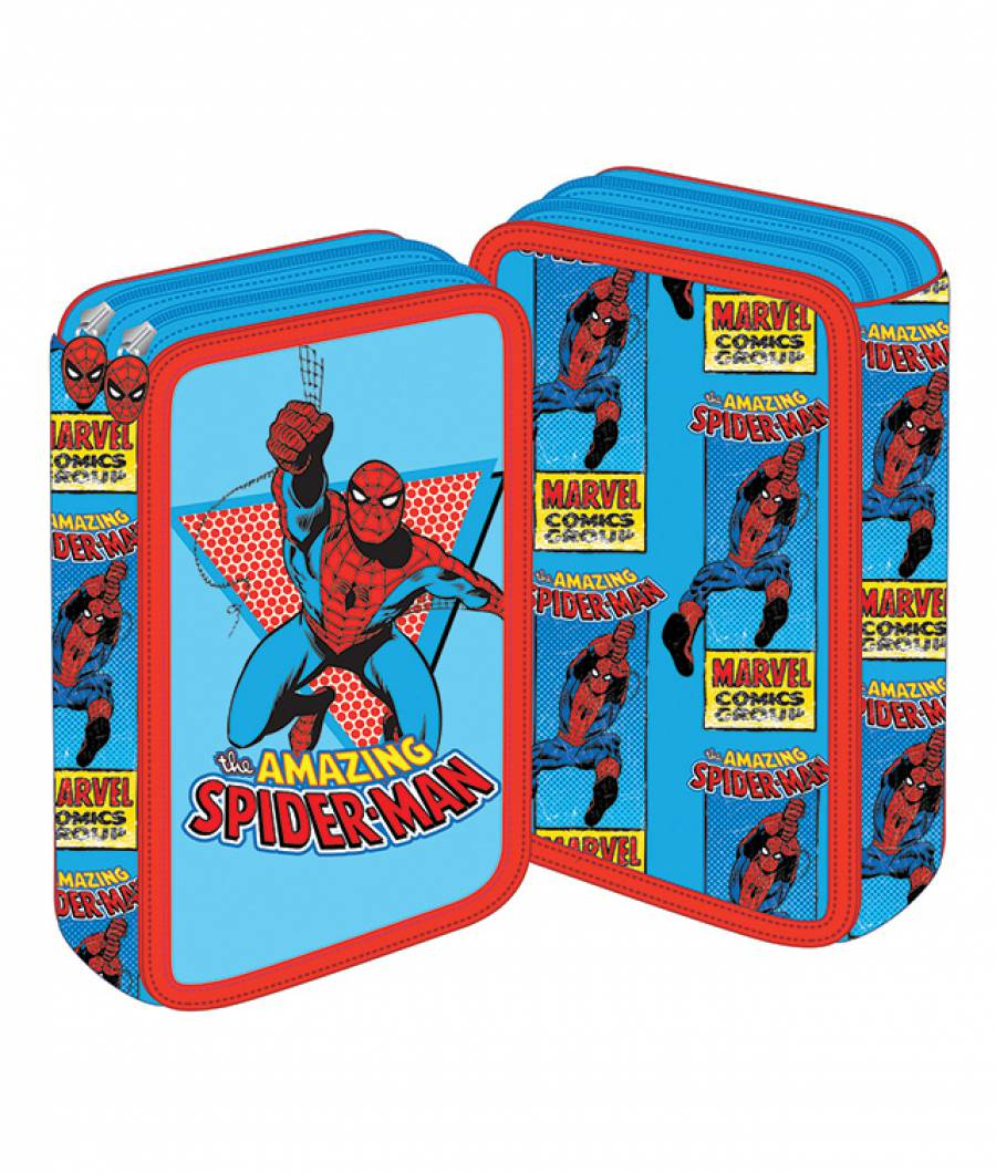 Penar Neechipat , 2 fermoare , Spider-man