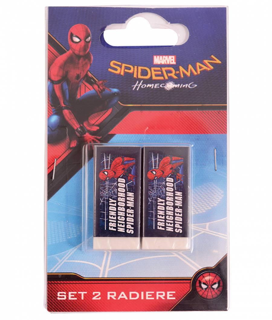 Blister 2 Radiere Spider-man